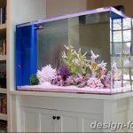 фото Аквариум в интерьере 28.11.2018 №498 - photo Aquarium in the interior - design-foto.ru