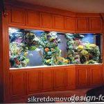 фото Аквариум в интерьере 28.11.2018 №500 - photo Aquarium in the interior - design-foto.ru