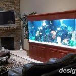 фото Аквариум в интерьере 28.11.2018 №502 - photo Aquarium in the interior - design-foto.ru