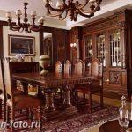 фото Английский стиль в инте 20.01.2019 №037 - English style in the interior - design-foto.ru