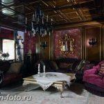 фото Английский стиль в инте 20.01.2019 №045 - English style in the interior - design-foto.ru