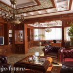 фото Английский стиль в инте 20.01.2019 №052 - English style in the interior - design-foto.ru