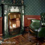 фото Английский стиль в инте 20.01.2019 №091 - English style in the interior - design-foto.ru