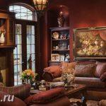 фото Английский стиль в инте 20.01.2019 №094 - English style in the interior - design-foto.ru