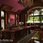 фото Английский стиль в инте 20.01.2019 №113 - English style in the interior - design-foto.ru