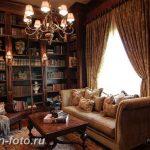 фото Английский стиль в инте 20.01.2019 №124 - English style in the interior - design-foto.ru