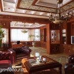 фото Английский стиль в инте 20.01.2019 №181 - English style in the interior - design-foto.ru