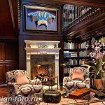 фото Английский стиль в инте 20.01.2019 №252 - English style in the interior - design-foto.ru