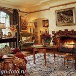 фото Английский стиль в инте 20.01.2019 №344 - English style in the interior - design-foto.ru