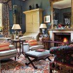 фото Английский стиль в инте 20.01.2019 №374 - English style in the interior - design-foto.ru