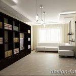 фото Интерьер библиотеки 28.11.2018 №003 - photo Library interior - design-foto.ru