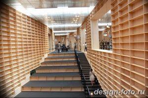 фото Интерьер библиотеки 28.11.2018 №011 - photo Library interior - design-foto.ru