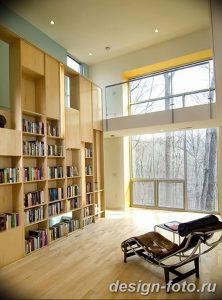 фото Интерьер библиотеки 28.11.2018 №023 - photo Library interior - design-foto.ru