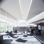 фото Интерьер библиотеки 28.11.2018 №028 - photo Library interior - design-foto.ru