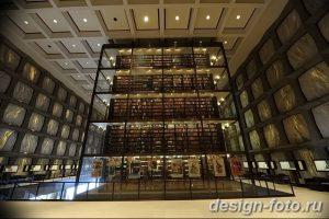 фото Интерьер библиотеки 28.11.2018 №032 - photo Library interior - design-foto.ru