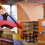 фото Интерьер библиотеки 28.11.2018 №038 - photo Library interior - design-foto.ru