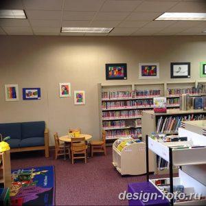 фото Интерьер библиотеки 28.11.2018 №042 - photo Library interior - design-foto.ru