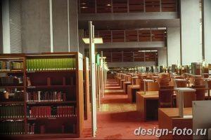 фото Интерьер библиотеки 28.11.2018 №044 - photo Library interior - design-foto.ru