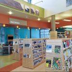 фото Интерьер библиотеки 28.11.2018 №047 - photo Library interior - design-foto.ru