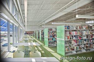 фото Интерьер библиотеки 28.11.2018 №048 - photo Library interior - design-foto.ru