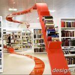 фото Интерьер библиотеки 28.11.2018 №049 - photo Library interior - design-foto.ru