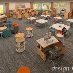 фото Интерьер библиотеки 28.11.2018 №052 - photo Library interior - design-foto.ru