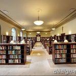 фото Интерьер библиотеки 28.11.2018 №056 - photo Library interior - design-foto.ru
