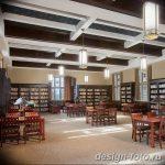 фото Интерьер библиотеки 28.11.2018 №058 - photo Library interior - design-foto.ru