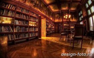фото Интерьер библиотеки 28.11.2018 №059 - photo Library interior - design-foto.ru