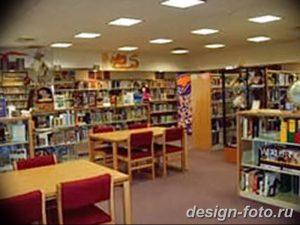фото Интерьер библиотеки 28.11.2018 №060 - photo Library interior - design-foto.ru