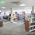 фото Интерьер библиотеки 28.11.2018 №062 - photo Library interior - design-foto.ru