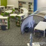 фото Интерьер библиотеки 28.11.2018 №064 - photo Library interior - design-foto.ru
