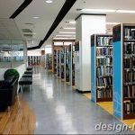 фото Интерьер библиотеки 28.11.2018 №066 - photo Library interior - design-foto.ru