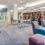 фото Интерьер библиотеки 28.11.2018 №068 - photo Library interior - design-foto.ru