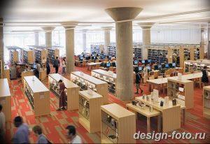 фото Интерьер библиотеки 28.11.2018 №073 - photo Library interior - design-foto.ru