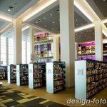 фото Интерьер библиотеки 28.11.2018 №076 - photo Library interior - design-foto.ru