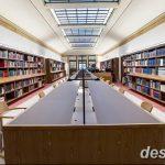 фото Интерьер библиотеки 28.11.2018 №078 - photo Library interior - design-foto.ru