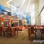 фото Интерьер библиотеки 28.11.2018 №079 - photo Library interior - design-foto.ru