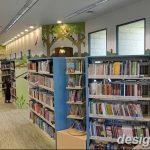 фото Интерьер библиотеки 28.11.2018 №081 - photo Library interior - design-foto.ru