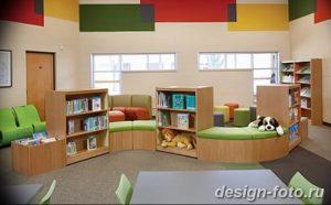 фото Интерьер библиотеки 28.11.2018 №085 - photo Library interior - design-foto.ru