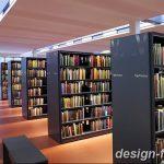 фото Интерьер библиотеки 28.11.2018 №092 - photo Library interior - design-foto.ru