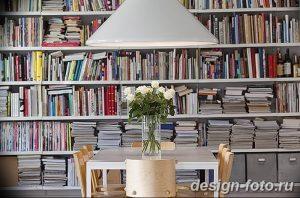 фото Интерьер библиотеки 28.11.2018 №100 - photo Library interior - design-foto.ru