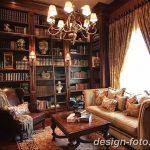 фото Интерьер библиотеки 28.11.2018 №102 - photo Library interior - design-foto.ru
