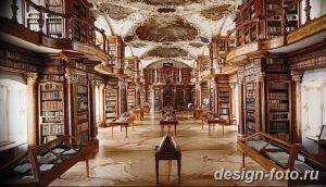 фото Интерьер библиотеки 28.11.2018 №109 - photo Library interior - design-foto.ru