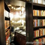 фото Интерьер библиотеки 28.11.2018 №117 - photo Library interior - design-foto.ru