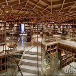 фото Интерьер библиотеки 28.11.2018 №118 - photo Library interior - design-foto.ru