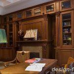 фото Интерьер библиотеки 28.11.2018 №120 - photo Library interior - design-foto.ru