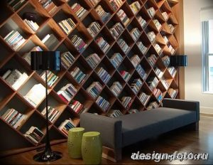 фото Интерьер библиотеки 28.11.2018 №121 - photo Library interior - design-foto.ru