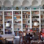 фото Интерьер библиотеки 28.11.2018 №122 - photo Library interior - design-foto.ru