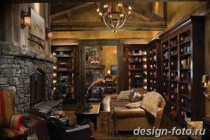 фото Интерьер библиотеки 28.11.2018 №124 - photo Library interior - design-foto.ru